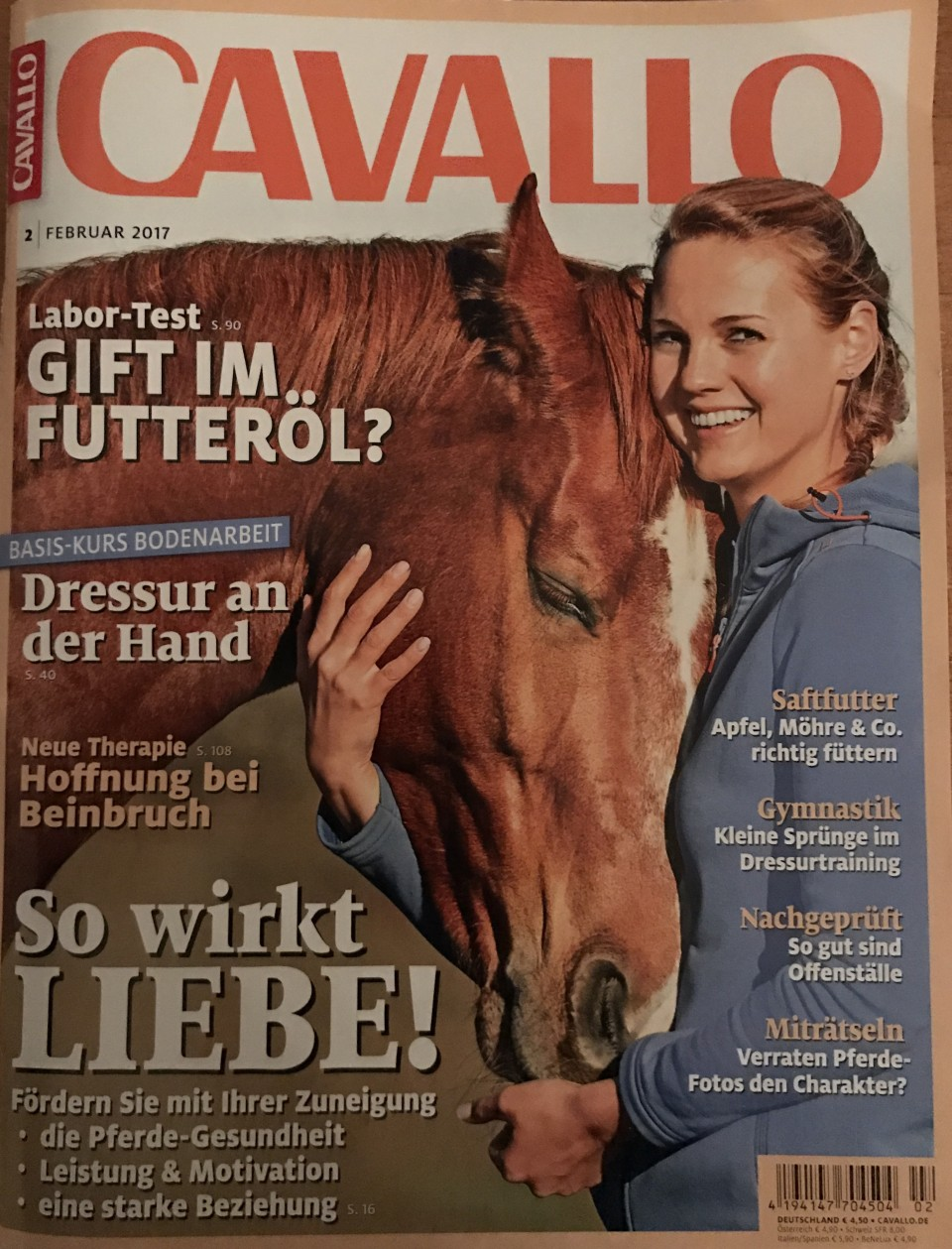 Cavallo Interview